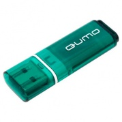 USB 16 Gb Qumo Optiva OFD-01 Green * Карта памяти