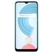 Realme C21 4/64 (RMX 3201) Gross Blue * Смартфон
