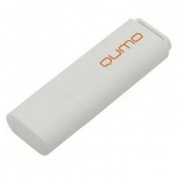 USB 8 Gb Qumo Optiva OFD-01 White * Карта памяти