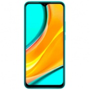 XIAOMI Redmi 9 (4/64 Gb) Ocean Green * Смартфон