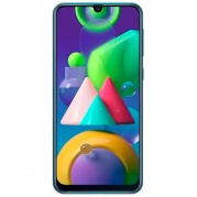 SAMSUNG Galaxy M21 SM-M215F (64Gb) Green * Смартфон