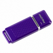 USB 8 Gb Smart Buy Quartz series Violet * Карта памяти