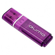 USB 8 Gb Qumo Optiva OFD-01 Violet * Карта памяти