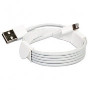 Apple 8-pin для iPhone 5, MD818ZM/A  * Дата-кабель USB
