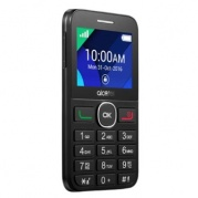 ALCATEL 2008G Full Black * Радиотелефон GSM