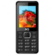 BQ Fortune P 2436 Black/Gray * Радиотелефон GSM